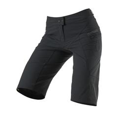 Zimtstern Girls MTB-Shorts Startrackz Evo Pirate Black