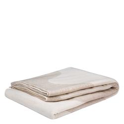 Lokki Wolldecke 130 x 180 cm Weiß Marimekko