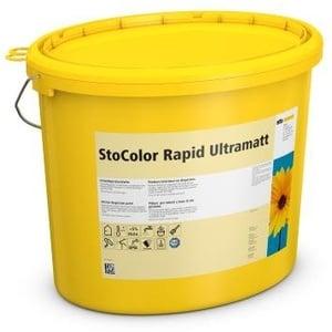 StoColor Rapid Ultramatt weiß 10 LTR