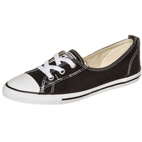 Converse Chuck Taylor All Star Ballet Lace Ox black/ white, 38.5