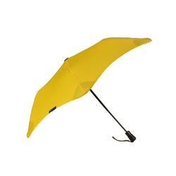 Blunt Taschenregenschirm Metro, Regenschirm, Taschenschirm, für Auto und unterwegs, 96cm Durchmesser gelb