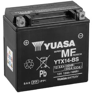 Yuasa YTX14 (WC) Batterie