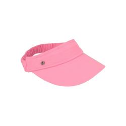 Loevenich Schirmmütze Sonnenschild mit Gummiband rosa