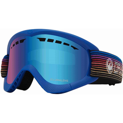 SNB-Brille Hülsen DRAGON - Dr Dxs Base Ion Gamer Llblueion (404)
