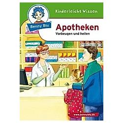 Benny Blu: Bd.295 Apotheken. Doris Wirth  - Buch