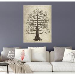 Posterlounge Wandbild, Stammbaum 50 cm x 70 cm