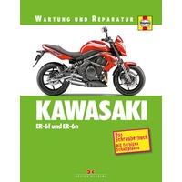 Kawasaki ER-6f Testberichte bei yopi.de