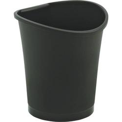Papierkorb Intego 18l schwarz