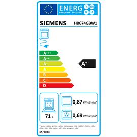 Siemens HB674GBW1