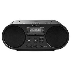 SONY ZS-PS50B Tragbarer CD-Player