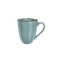 BUTLERS Tasse FINCA 4x Tasse 300ml blau