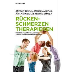 Rückenschmerzen therapieren: eBook von