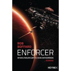 Enforcer: eBook von Rob Boffard