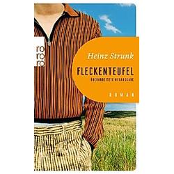Fleckenteufel. Heinz Strunk  - Buch