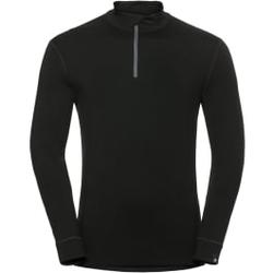 Odlo - T-Shirt ML 1/2 Zip N - Unterwäsche - Größe: S