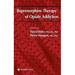 Buprenorphine Therapy of Opiate Addiction als Buch von