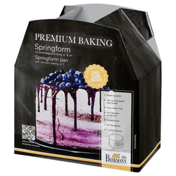 Birkmann Springform Premium Baking Springform Hoher Rand 18 cm