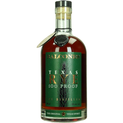 Balcones Texas Rye 100 Proof 0,7L (50% Vol.)