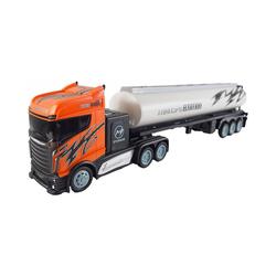 Amewi Spielzeug-Auto Sattelzug mit Tankauflieger 1:16 - 2,4GHz, 15 km/h