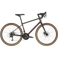 "Marin Four Corners satin black/red M | 46,2cm (28"") 2021 Rennräder"