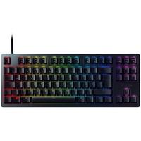 Razer Huntsman Tournament Edition Red, Gaming Tastatur, Opto-Mechanical, Razer Linear Optical Switch (Rot)