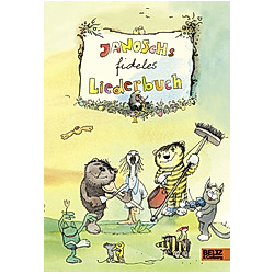 Janoschs fideles Liederbuch. Janosch  - Buch