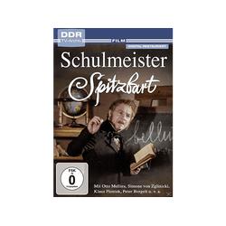 Schulmeister Spitzbart DVD