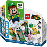 Lego Super Mario Abenteuer mit Luigi – Starterset 71387