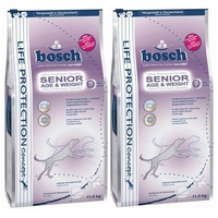 Bosch Tiernahrung Life Protection Concept Senior Age & Weight 2 x 11,5 kg