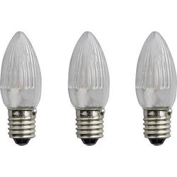 Hellum 920000 Ersatzlampen 3 St. E10 8V