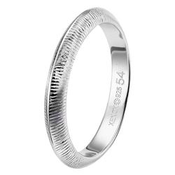 XENOX Silberring LEAF, XS1892/52, XS1892/54, XS1892/56, XS1892/58 56