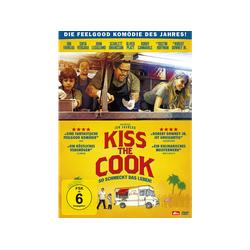 Kiss The Cook - So schmeckt das Leben DVD
