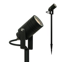 LED Strahler Beamy L Schwarz
