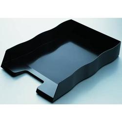 Briefablage styrofile C4 schwarz
