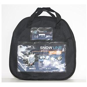 Snow Line SL12-247 - SCHNEEKETTEN FÜR SUV-4X4 12 MM GR 247 MAßE 235/60 R18 - TÜV GEPRÜFT