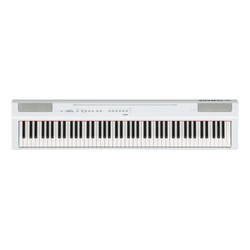 Yamaha P-125 W White - transportables Piano