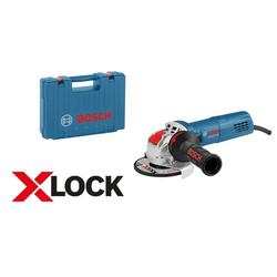 X-LOCK Winkelschleifer GWX 9-115 S mit Handwerkerkoffer