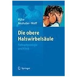 Die obere Halswirbelsäule - Buch