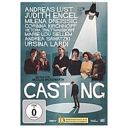 Casting - DVD  Filme