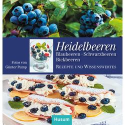 Heidelbeeren: Buch von Günter Pump