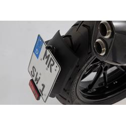 SW-Motech BMW R 1200 GS LC Nummernschildhalter, schwarz