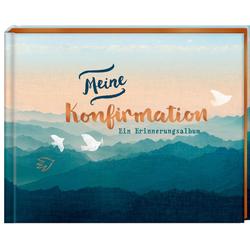 Eintragalbum - Meine Konfirmation