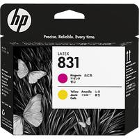 HP 831 magenta + gelb (CZ678A)