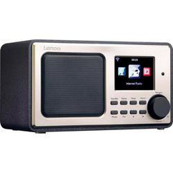 Lenco DIR-110 Internet-Radio (Internetradio, FM-Tuner, 3 W)