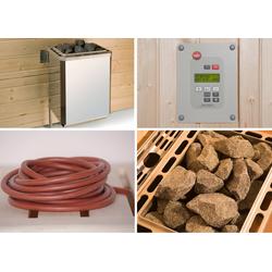 weka Saunaofen OS, 9 kW, externe Steuerung