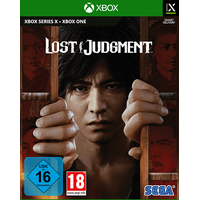 Lost Judgment - [Xbox Series X
