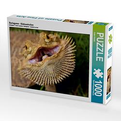 Bartagame - Südaustralien Lege-Größe 64 x 48 cm Foto-Puzzle Bild von Aussiefreak Puzzle