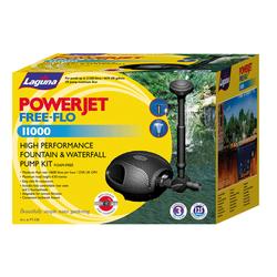 Laguna Teichpumpe PowerJet Free-Flo,  Free-Flo 11000