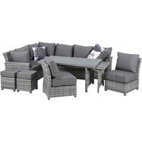 Primaster Portofino Lounge-Set moonwalk grey