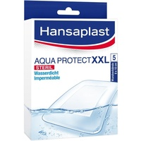 BEIERSDORF Hansaplast XXL Aqua Protect 8x10cm